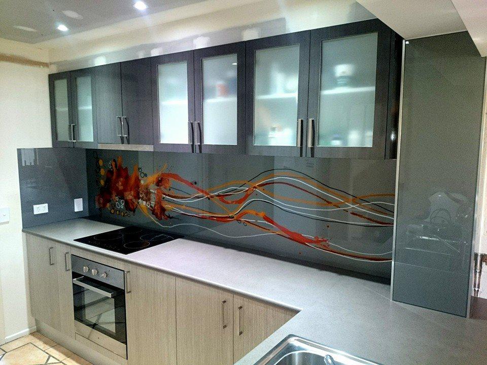 Custom Kitchen Splashbacks Voodoo Glass Gold Coast