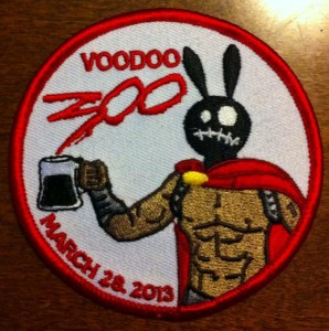 This is a picture of the 300th patch.