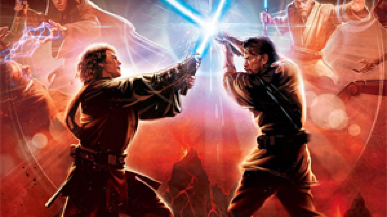 Star Wars Episode Iii Revenge Of The Sith Ds Review Vooks