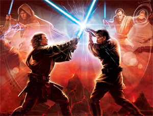 Star Wars Episode III: Revenge of the Sith (DS) Review