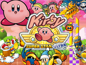 Kirby Super Star Ultra (DS) Review