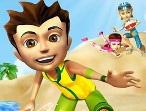 Big Beach Sports 2 (Wii) Review