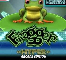 Frogger lives again on WiiWare, goes Hyper