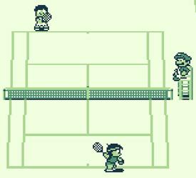 Tennis (Game Boy) Review