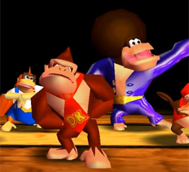 """Camelot president would """"love to make a sequel"""" to Donkey Kong 64"""