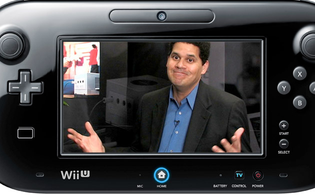 Reggie: Fan petitions don't change what Nintendo does