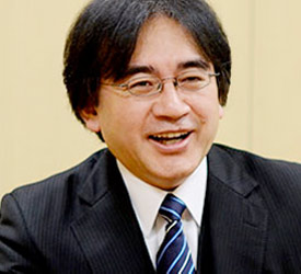 Wii U GamePad the target of the latest Iwata Asks