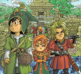 Dragon Quest VII remake to mark the debut of the series on Nintendo 3DS