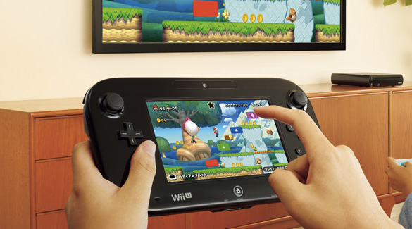Nintendo to go all in with Wii U GamePad, NFC games coming at E3 2014