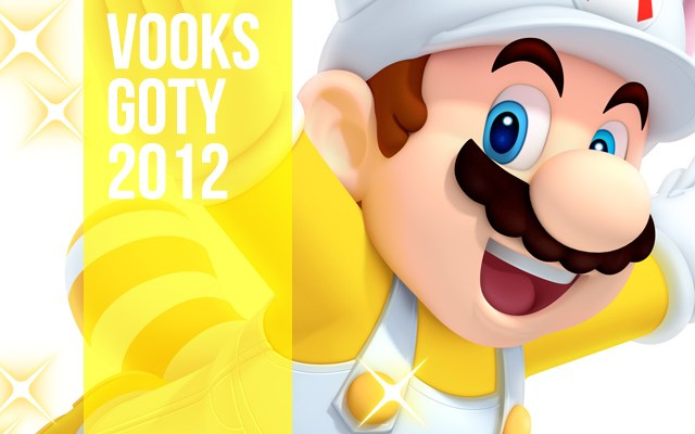 Vooks GOTY Awards 2012 are here. Time to vote!