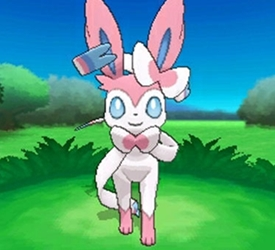 New Eevee evolution revealed for Pokémon X and Y