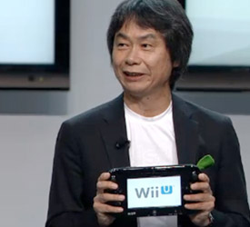 Nintendo is working with NFC on Wii U right now – Miyamoto