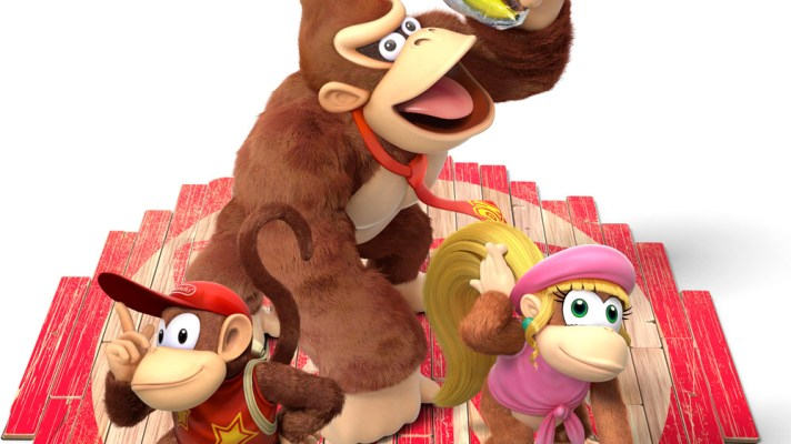 E3 2013: Donkey Kong Country: Tropical Freeze is Retro's Next Project