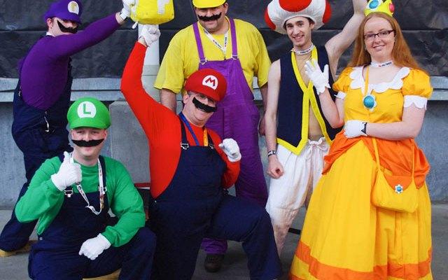 PAX Australia: Nintendo Cosplay Report and Photos