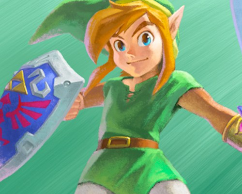 A Link Between Worlds' puzzles tweaked thanks to 2DS
