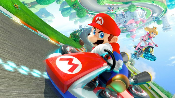 Huge Mario Kart 8 feature update and patch coming on August 27th