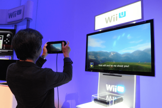 E3 2014: Star Fox for Wii U and two other new Miyamoto projects leaked