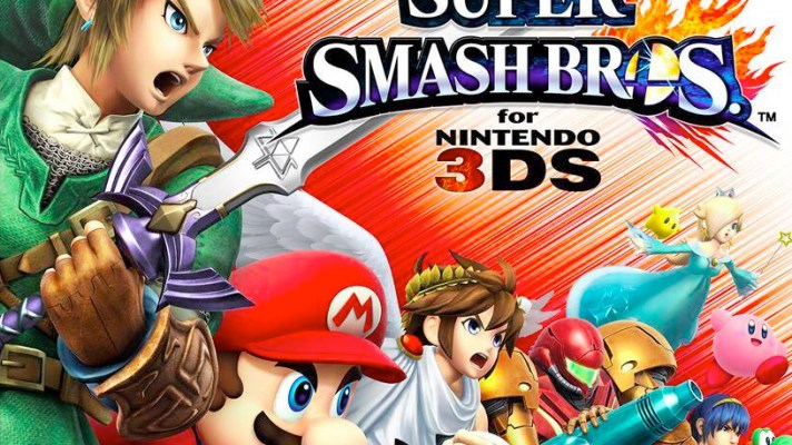 Super Smash Bros. for 3DS disables Miiverse and Browser while playing