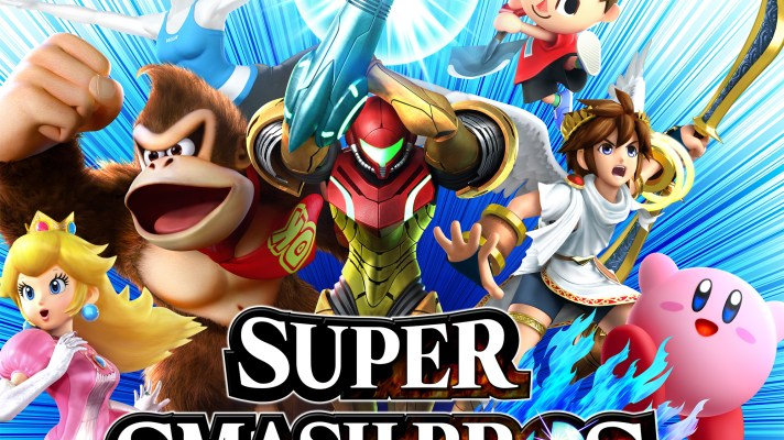 Evo 2015 to feature both Super Smash Bros Melee and Wii U
