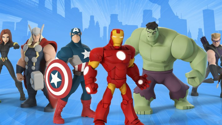 Hands on with Disney Infinity 2.0 Marvel Super Heroes