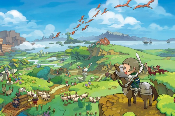 Fantasy Life (3DS) Review