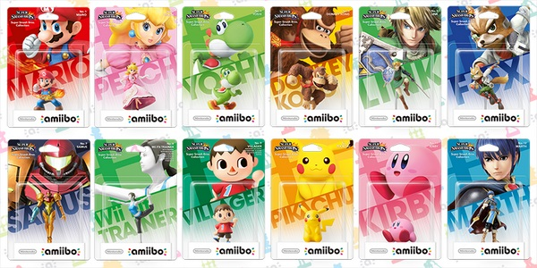 Amiibo compatibility chart sighted – Which figures work in what games?