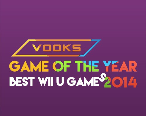 Vooks Game of the Year Awards 2014: Best Wii U title (its a tie!)