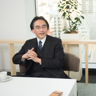 Satoru Iwata talks missed Wii U features, shares game-dev tales in new interview