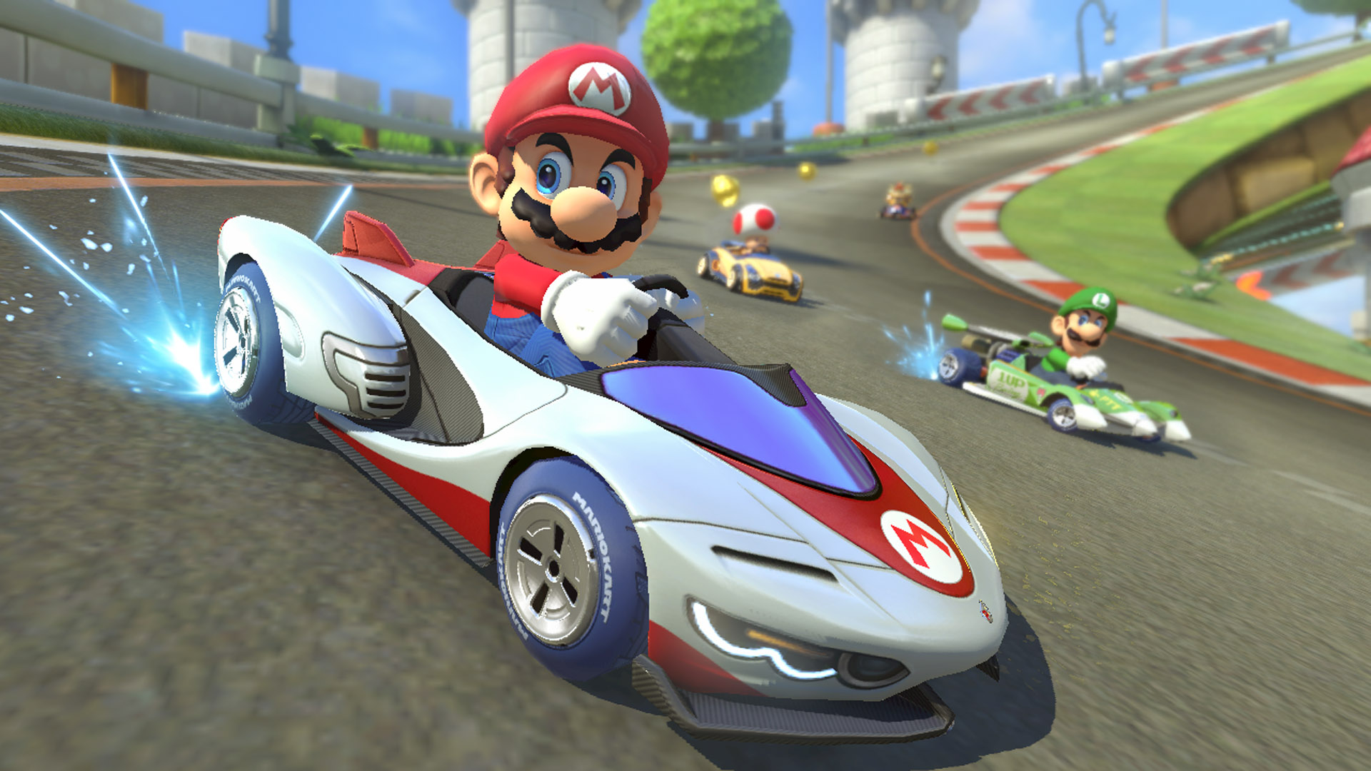Mario Kart 8 Dlc Pack 2 And 200cc Mode Update Now