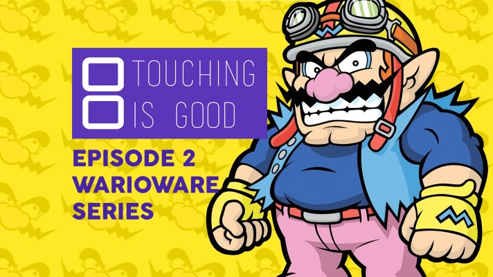 Touching is Good Episode 2: The WarioWare Series