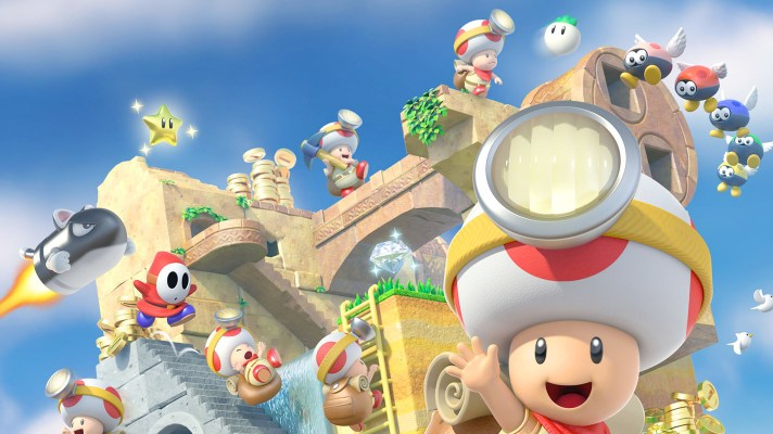 Captain Toad: Treasure Tracker coming to Switch and 3DS this July