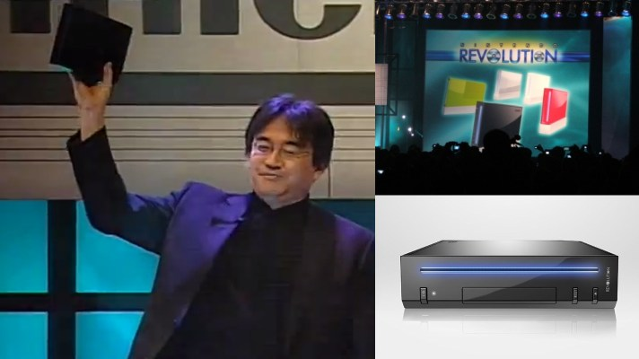 Nintendo revealed Revolution 10 years ago today at E3 2005