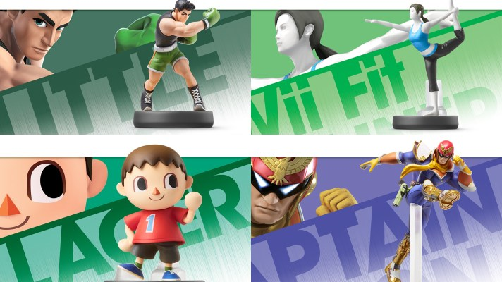 amiibo alert: Restocks of Villager, Wii Fit Trainer, Captain Falcon and Little Mac expected this week