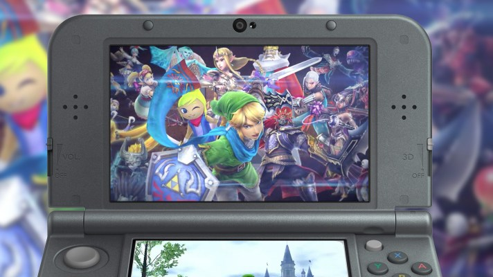 E3 2015: Hyrule Warriors is coming to the Nintendo 3DS (with Tetra!)