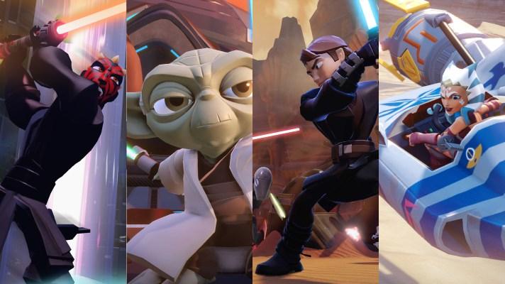 Disney Infinity 3.0 (Wii U) Review – Starter Set