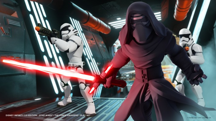 First look at The Force Awakens Play Set and Figures for Disney Infinity 3.0