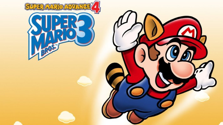 Super Mario Advance 4: Super Mario Bros. 3 on Virtual Console will have eReader stages included