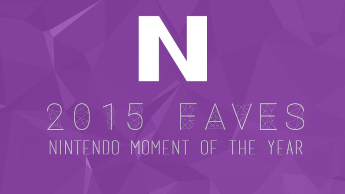 A Look Back: Nintendo Moment of the Year 2015