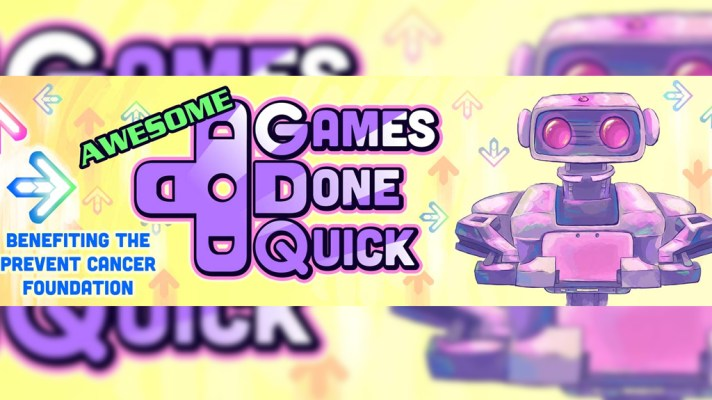 Awesome Games Done Quick 2016 – Speedrunning for Charity