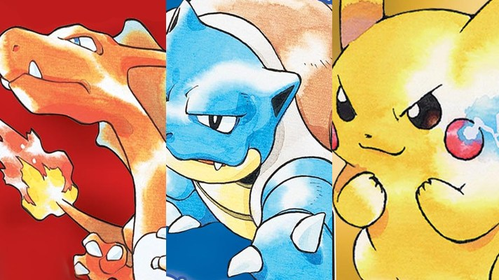Pokémon Red, Blue & Yellow (Virtual Console) Review