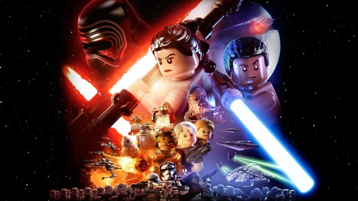 LEGO Star Wars: The Force Awakens out this June