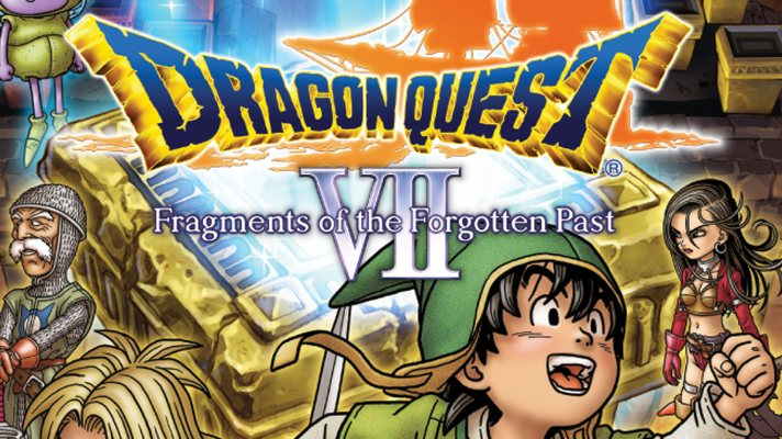 Nintendo helps your through the first 20 hours of Dragon Quest VII
