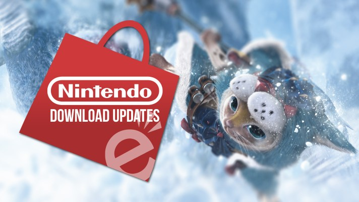 Aussie Nintendo Download Update (14/7) Curve Your Enthusiasm
