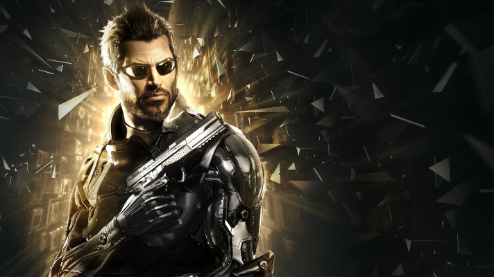 """Deus Ex: Mankind Divided developers """"Never Thought About The NX"""""""