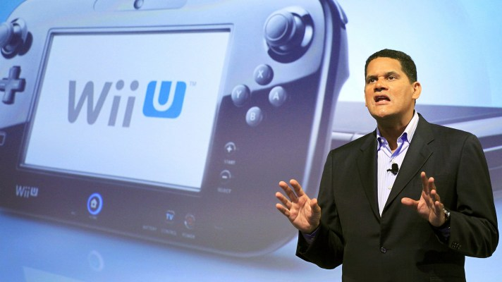 Reggie: We have to do a better job communicating the NX