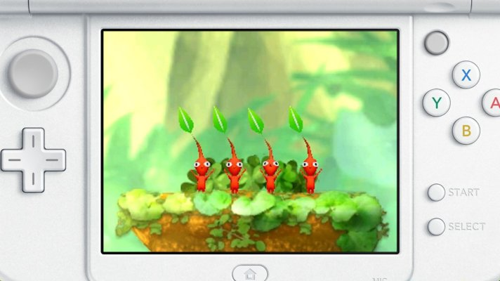 New Pikmin game coming to 3DS in 2017