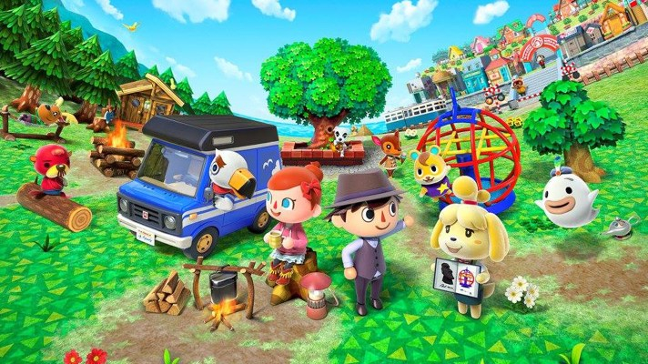Animal Crossing mobile delayed until later in 2017