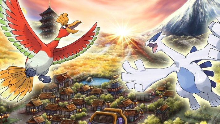 Pokémon Gold and Silver coming to 3DS Virtual Console this September