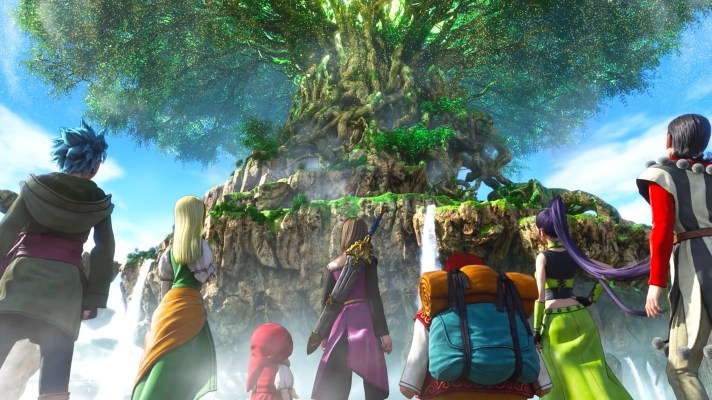 Dragon Quest XI gets Japanese Nintendo Direct later this week