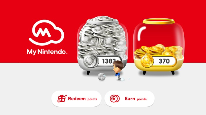 My Nintendo website gets a pre-Super Mario Run refresh